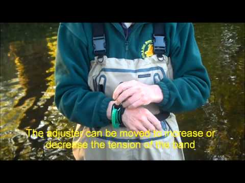 EaziCast Fly Fishing Wrist Support