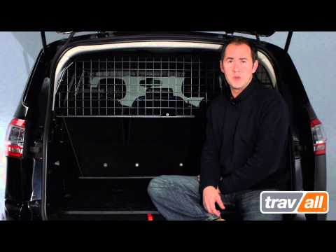 Travall Dog Guard For Cars