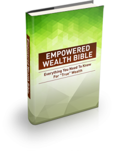 Empowered Wealth Bible