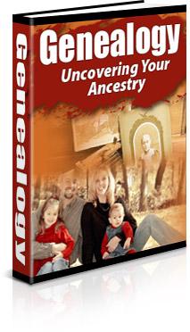 Genealogy Ebooks