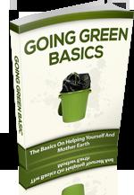 Going Green Basics