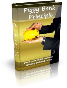 Piggy Bank Principle