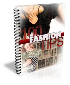 100 Fashion Tips