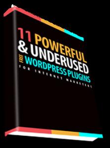11 Powerful & Underused Wordpress Plugins
