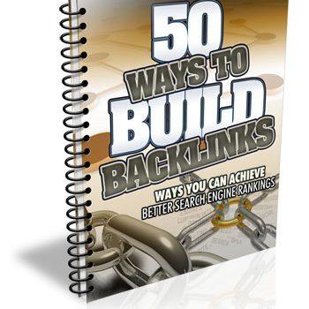 Backlinks and Backlinking Ebooks