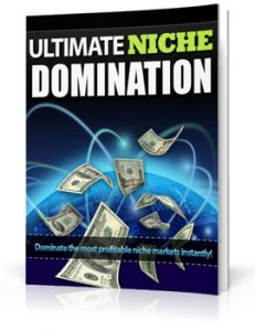 Ultimate Niche Domination