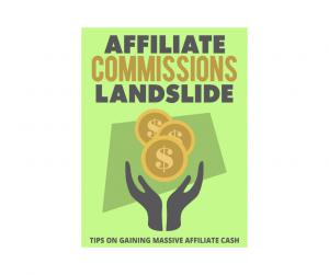 Affiliate Commission Landslide