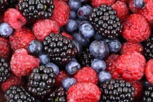 Top 5 Antioxidant Rich Berries