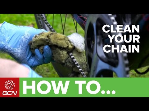 How To Get A Perfectly Clean Chain