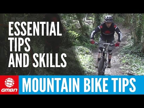 Mountain Bike Skills and Tips – 10 Essential Things To Know
