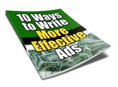 10 Ways To Write Effective Ads