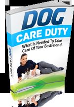 Dog Care Duty
