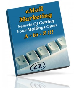 Email Marketing A to Z