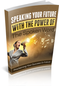 Speak Your Future
