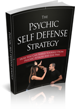 The Psychic Self Defence Strategy