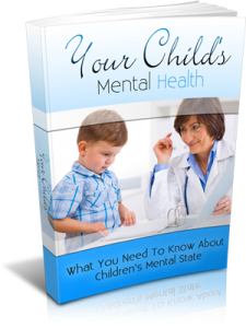 Your Childs Mental Health - ebook-Sml