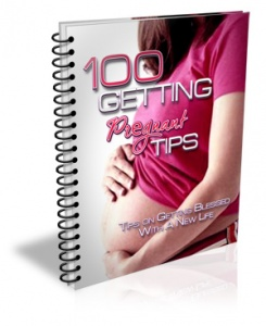 100 Getting Pregnant Tips