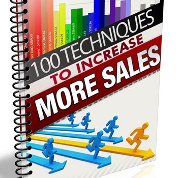 100 Ways To Increase Sales