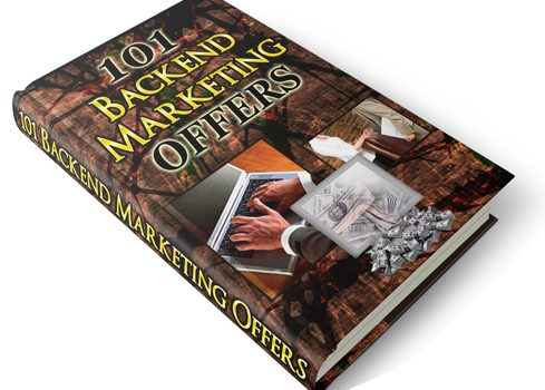 101 Backend Marketing Offers