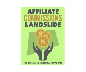 Affiliate Commission Landslide