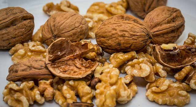 Top 5 Antioxidant Rich Nuts
